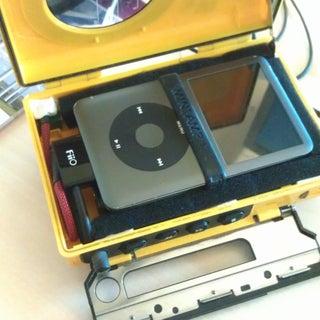 Walkman Ipod Case - DIY