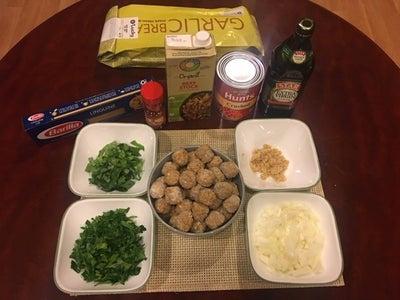 Homemade Spaghetti and Meatballs #hms2020