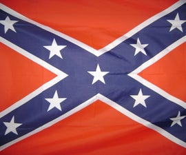 How to Paint a Rebel (Confederate) Flag on Your Vehicle