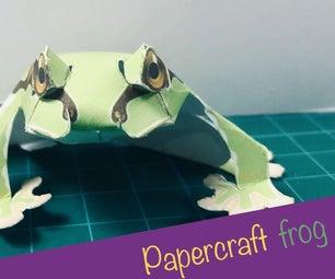 佳能Creativepark的Papercraft