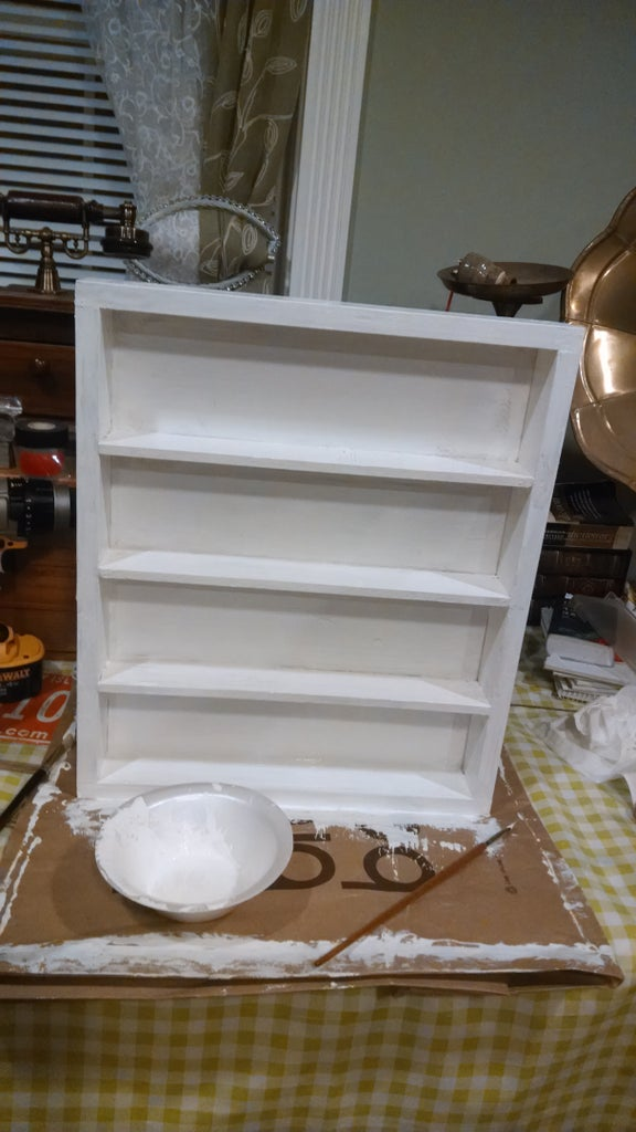 Step 6: Paint