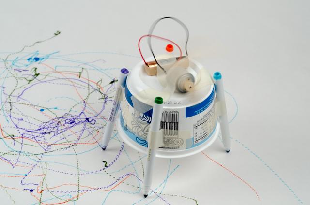 Resultado de imagen de scribbling machine
