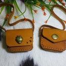 DIY - Doll Leather Messenger Bag