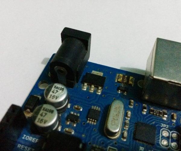 5V Voltage Regulator