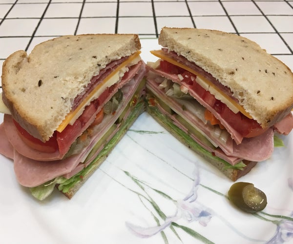 Dagwood三明治