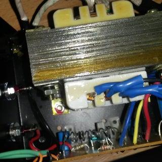 DIY Small Bench Power Supply