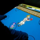 PunchOut!!! The Real Installation...