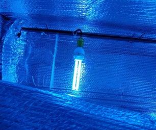 UV Disinfectant Cart