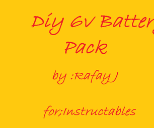 How to Make a  Rechargeable Battery Pack for a Project