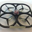 3D Printed Quadcopter