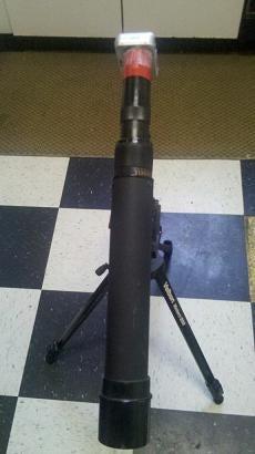 Camera Adapter for Telescope