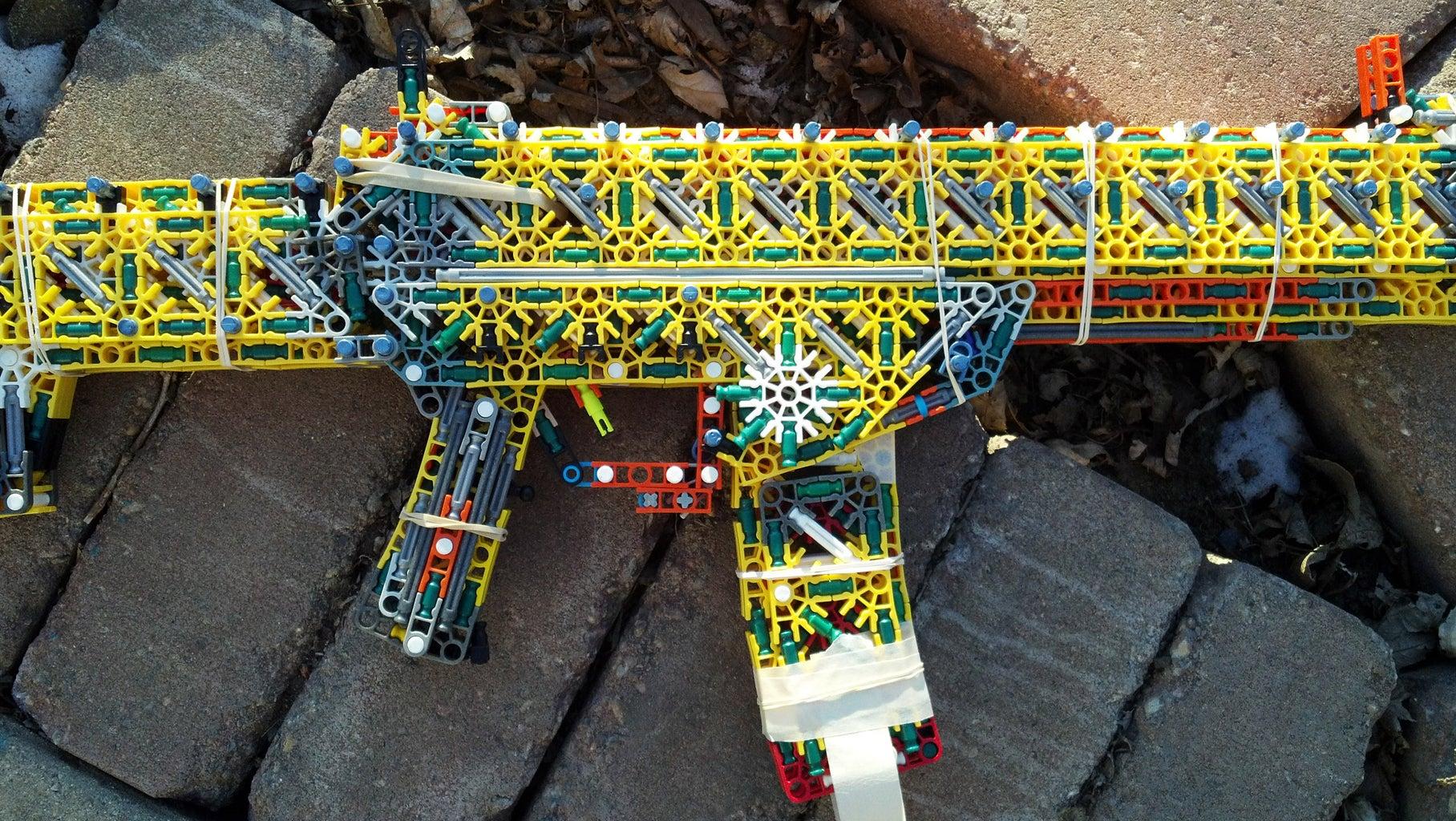 K'NEX ARX-160 - Steel Bite
