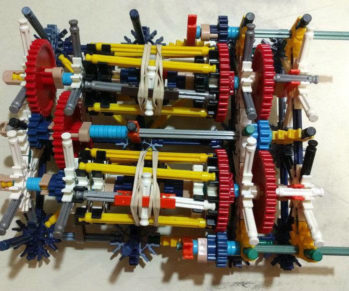 K'nex Automatic Transmission DD-CVT