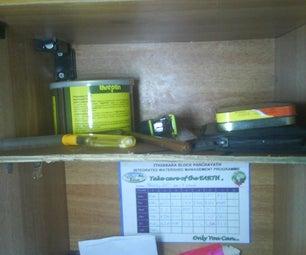Diy Shelf Division