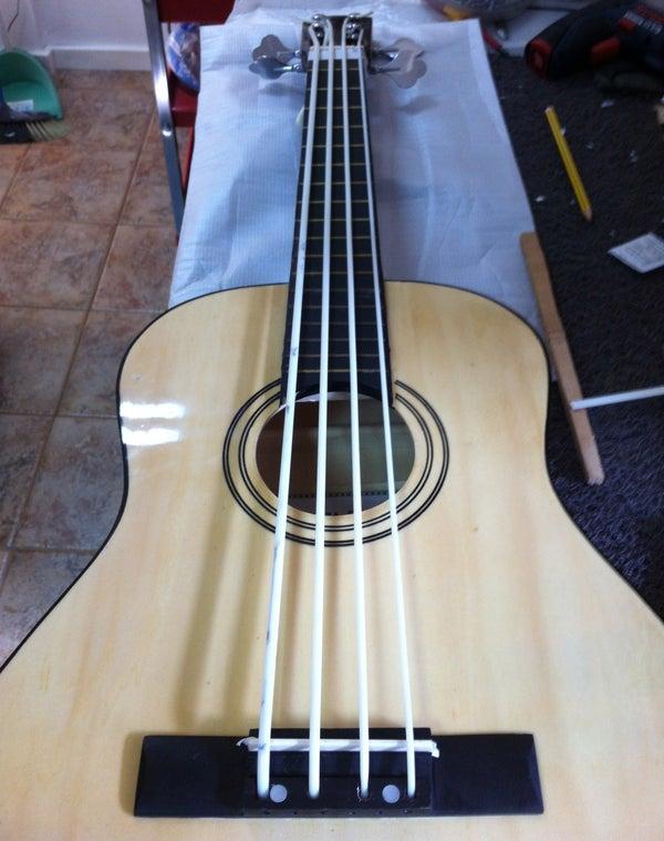 DIY Bass Uke