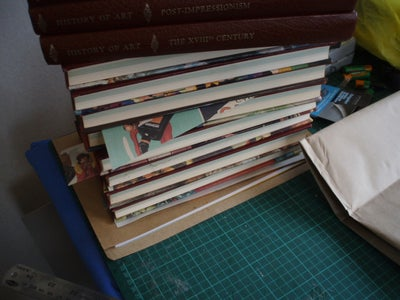 Covering the Cover Pages