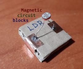 Magnetic Circuit Blocks