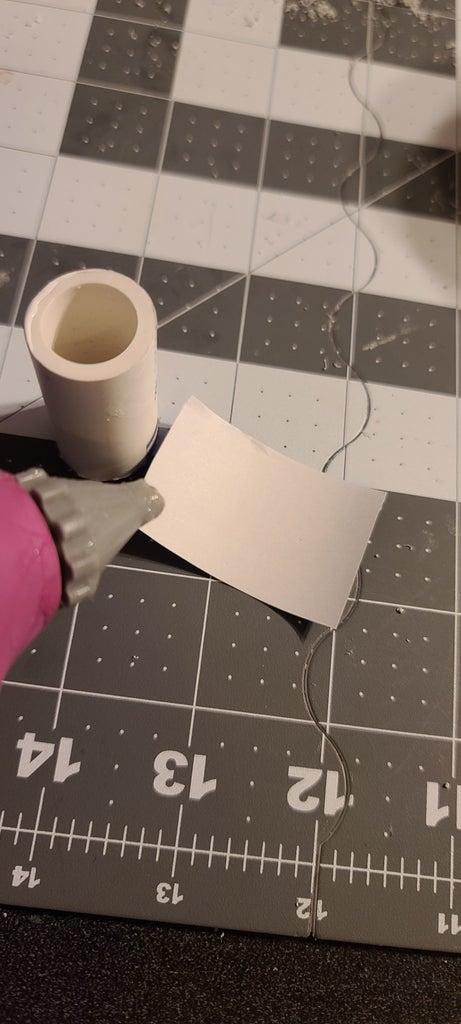 Making Tiny Clorox Wipes