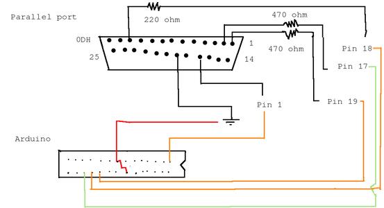 Parallel Port Programmer