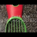 Chef Remi 3-IN-1 Avocade Slicer
