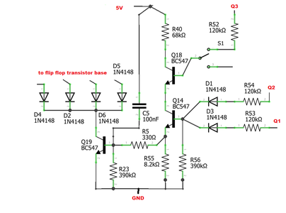 Make the Reset Circuit for BCD Counter