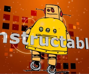 Instructables Intro Text Effect