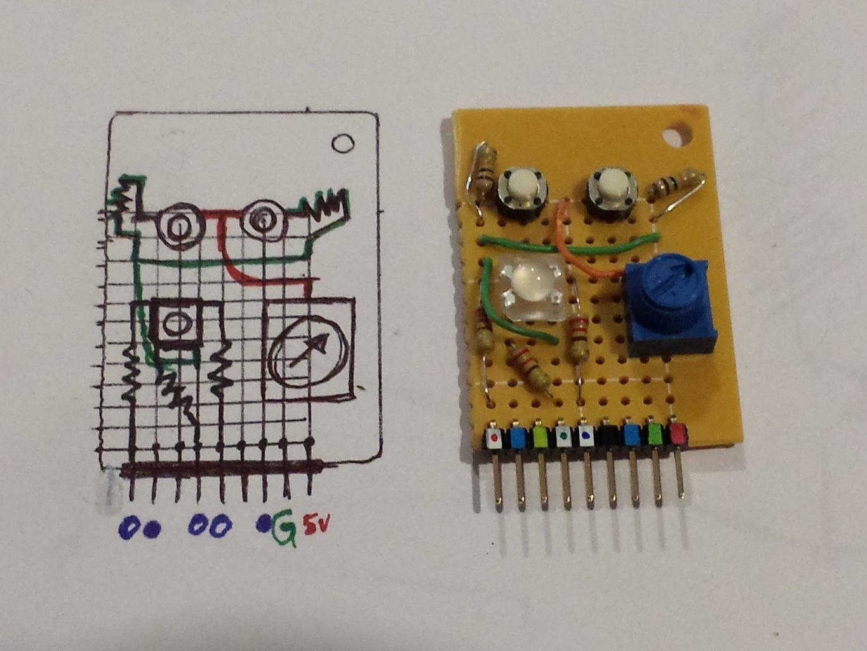 RGB LED Mini-Shield