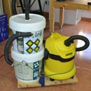 Homemade 'Cyclone' system for your workshop - Video