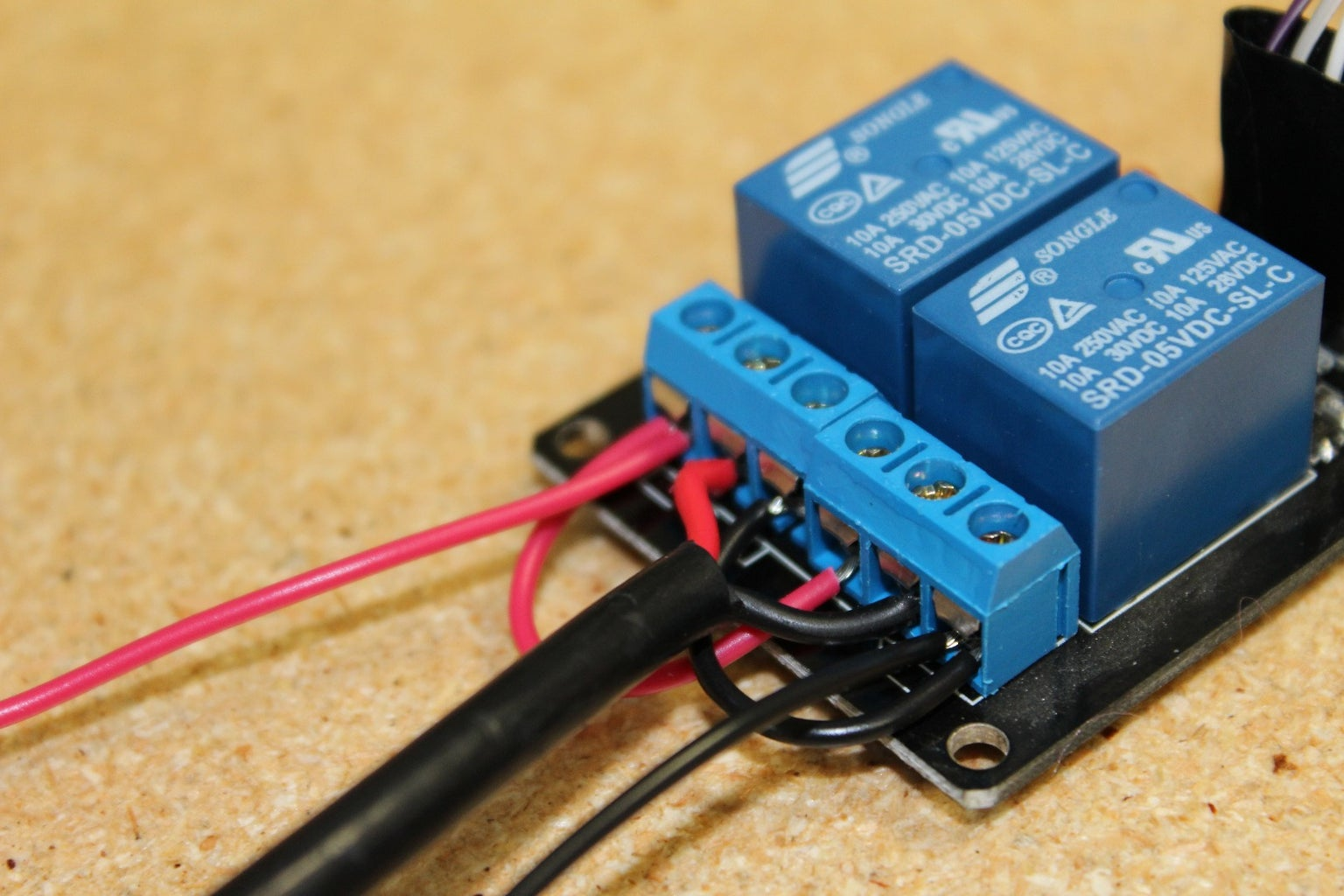 Wiring the Board Basics