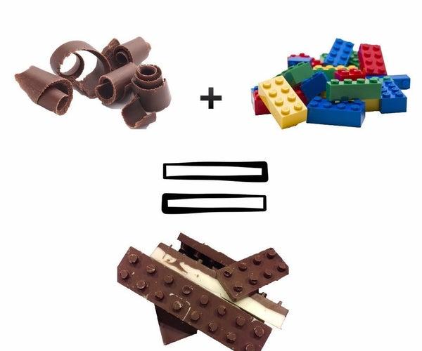 Chocolate Legos
