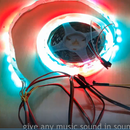How to Make DIY Music Reactive RGB LED Strip WS2812B || Music Visualizer With Arduino