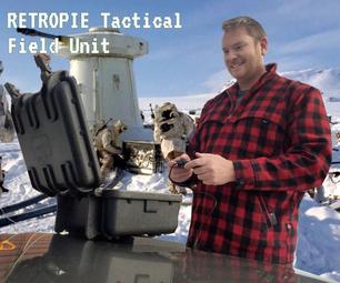 Retropie Tactical Field Unit