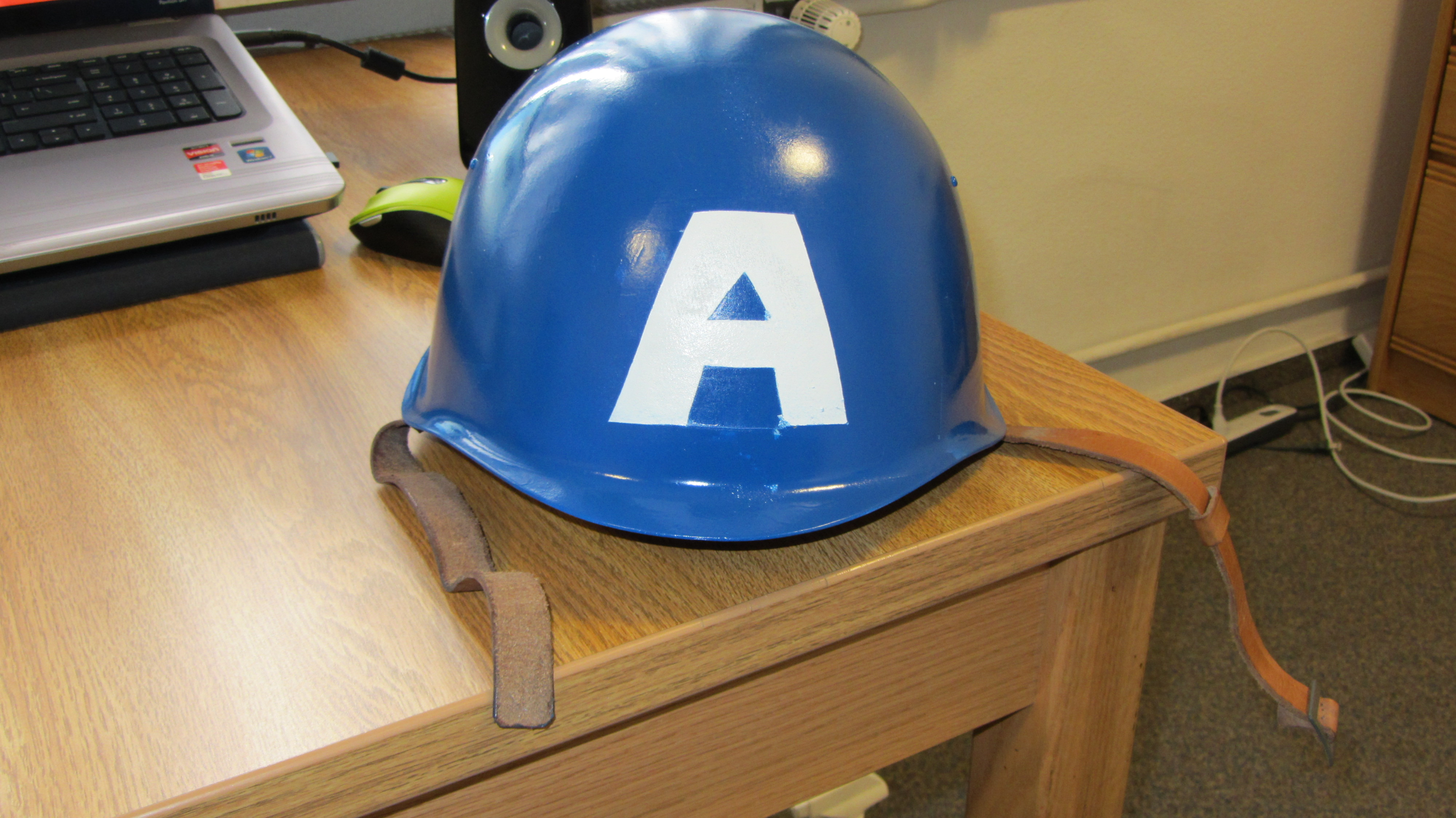 WWII Captain America Helmet