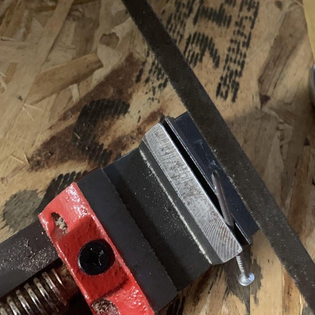 Make a Mini Tool So That You Can Make Your Mini Tool