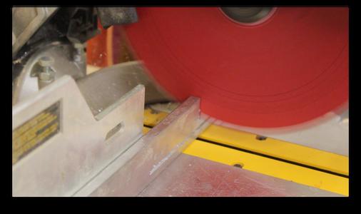 Cutting the Metal Base (6/6)