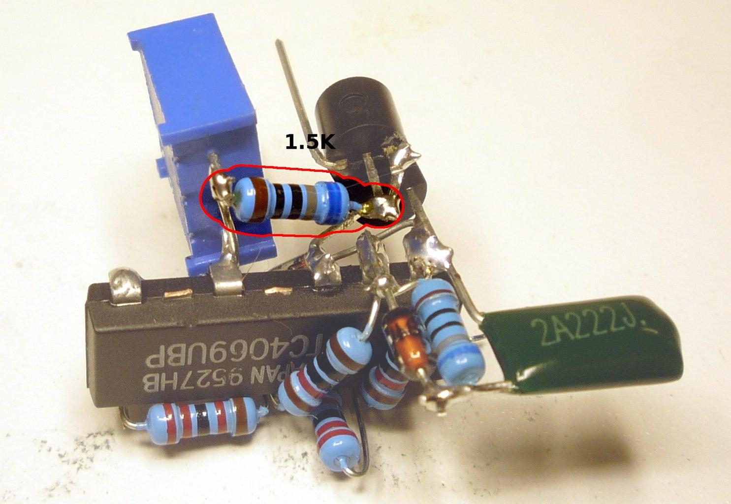 Here's a Pretty Resistor
