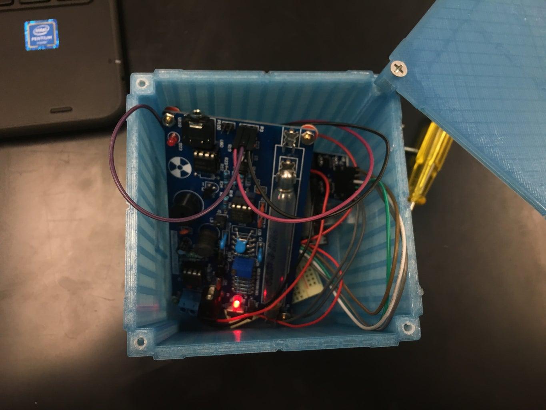 Wiring Arduino