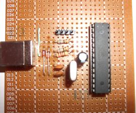 Arduino USB MIDI Interface