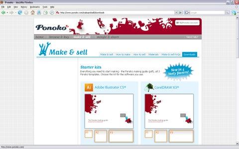 Arrange on Ponoko Template and Exporting