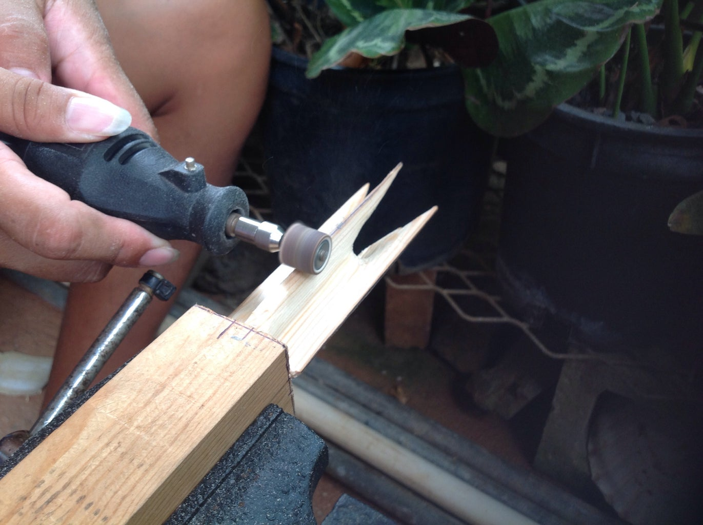 Carving the Shape