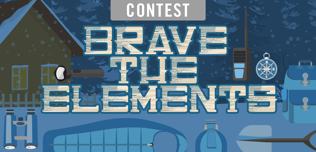 Brave the Elements Contest
