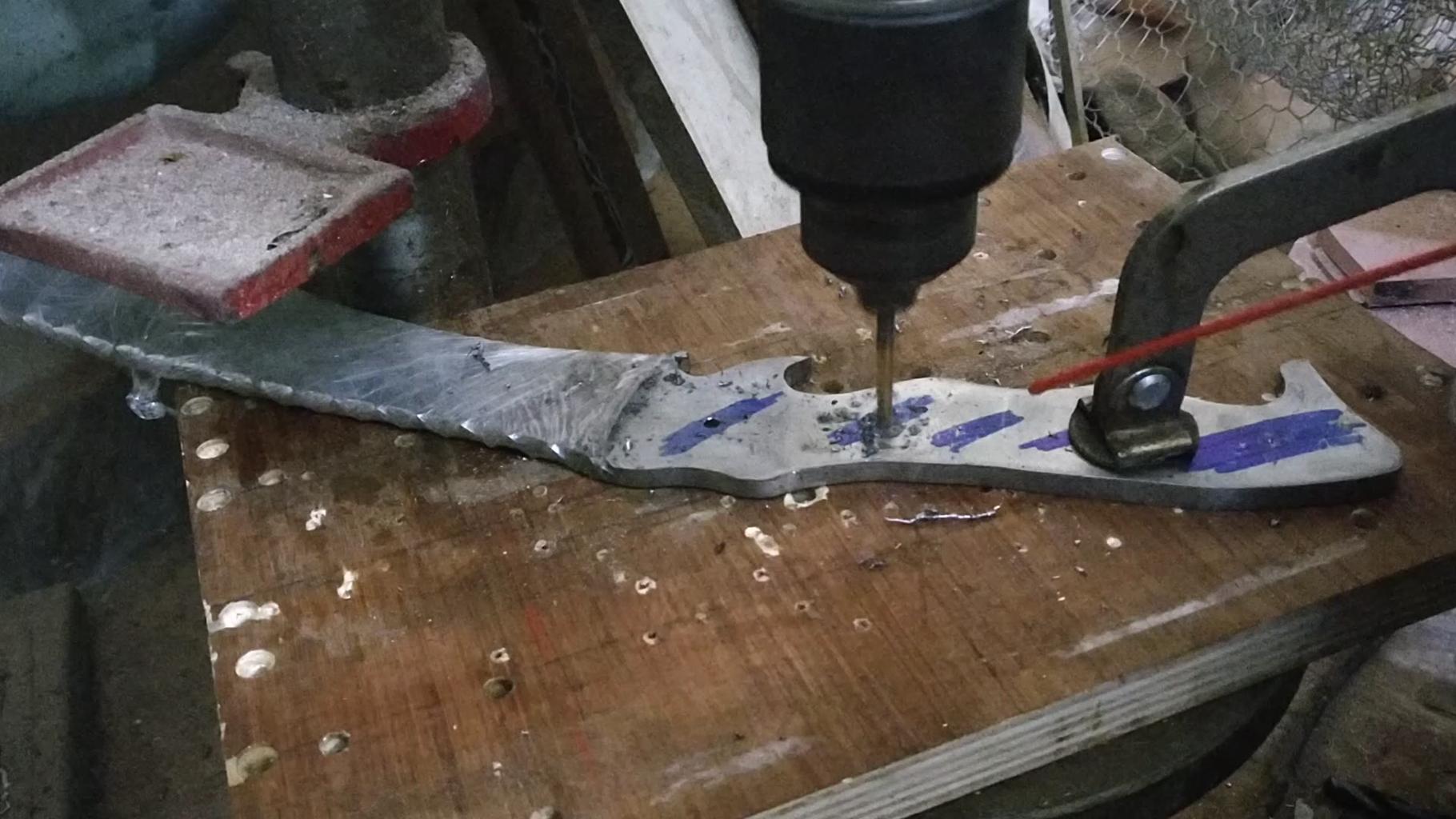 Making the Handle Shape