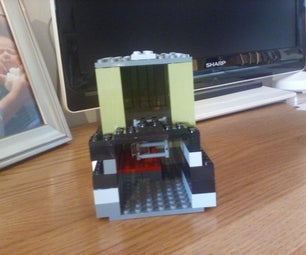 Lego Anderson Shelter