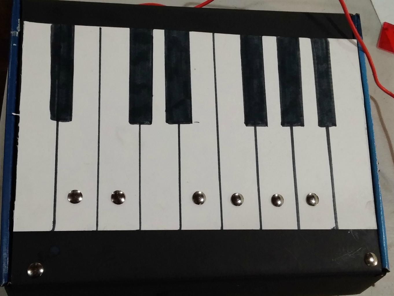 "Prepare the ""Keyboard"""