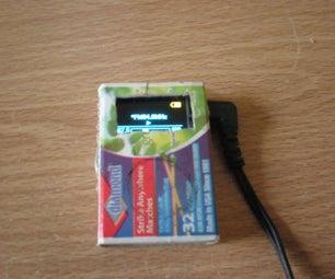 Matchbox Mp3 Player