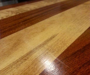 Refinished Coffee Table Top