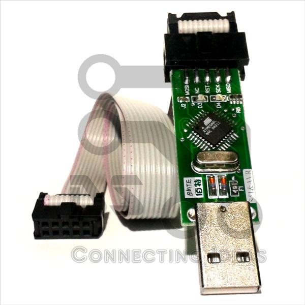 Instalacion Del Controlador USBasp (USBasp Drivers Setup) - Dark Side Electronics
