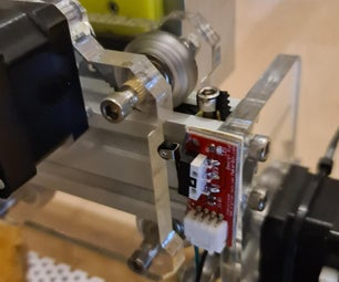 Limit/Homing Switch for CNC3040 Laser Engraver with Endurance 10W Laser module