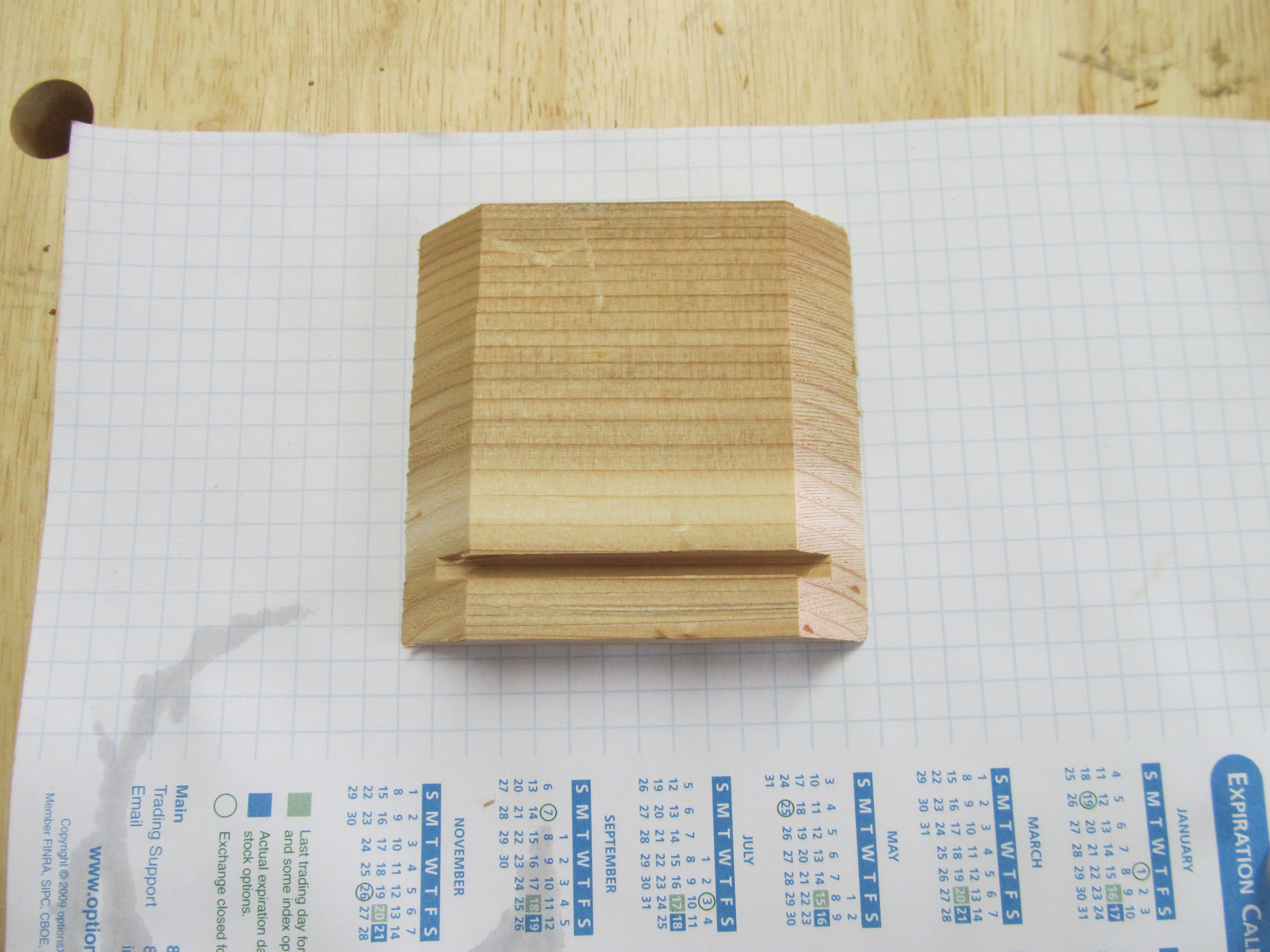 cut perfect miters on extremely small stock