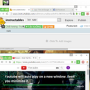 Youtube Enable Auto-play Background Tab in Chrome